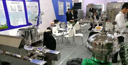 辽宁富一2018年武汉全国制药机械博览会圆满结束