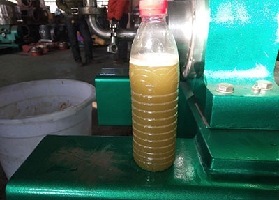 海藻提取物分离-卧螺离心机实验视频