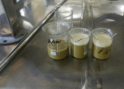 牡蛎提取(管式离心机)实验视频