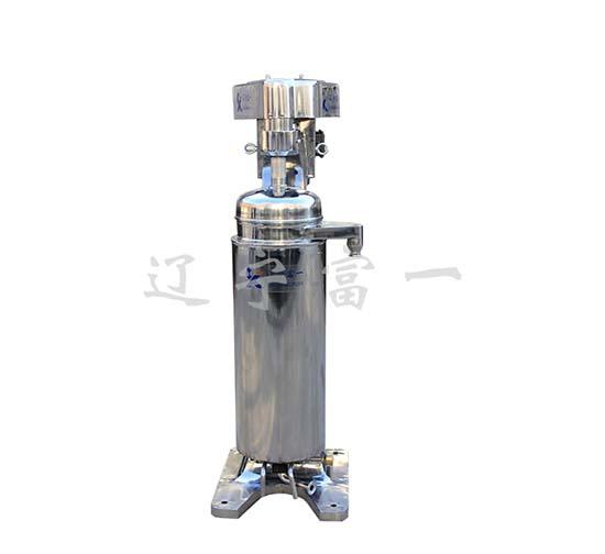GQ75/105/125/150N澄清型管式离心机